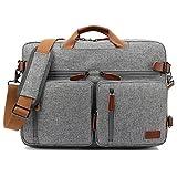 CoolBell umwandelbar Rucksack Messenger Bag Umhängetasche Laptop Tasche Handtasche Business Aktentasche...