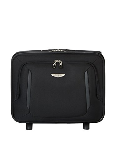 Samsonite X'Blade Business 2.0 Rolling Tote 17.3' Laptop Rollkoffer, 41cm, 29 L, Black