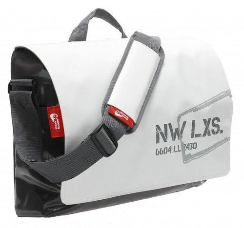 New Looxs Postino Office - Schultertasche mit Radtaschenfunktion