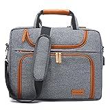 LOVEVOOK Laptop tasche 17-17.3 Zoll Notebook Tasche Wasserdicht Aktentasche Herren Schultertasche Macbook Tasche...