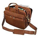 STILORD 'Alexander' Lehrertasche Herren Leder Vintage Aktentasche Laptoptasche Bürotasche Businesstasche groß XXL...